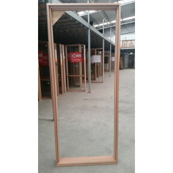 Timber Entry Frame 2107mm H x 865mm W - OPEN OUT