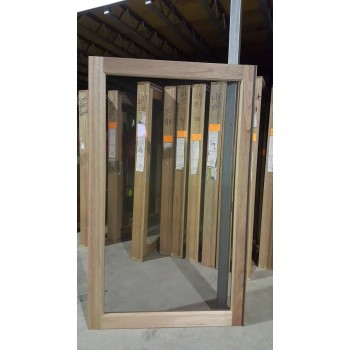 Timber Flydoor to suit 2107 x 2400