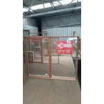 Timber Awning Window 1797mm H x 1510mm W