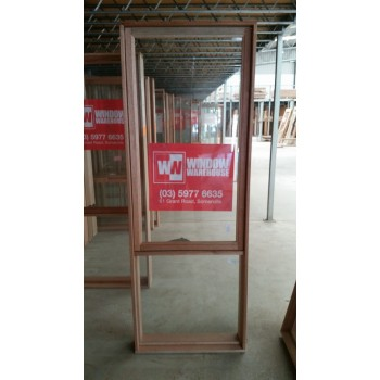 Timber Awning Window 2107mm H x 765mm W
