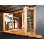 Timber Bifold Windows