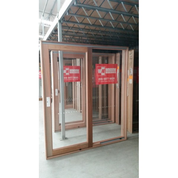 Lovely Timber Sliding Door 2107mm H X 1810mm W ...