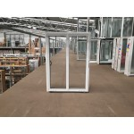 Aluminium Sliding Window 860mm H x 610mm W  (White)
