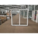 Aluminium Sliding Window 860mm H x 850mm W  (White)