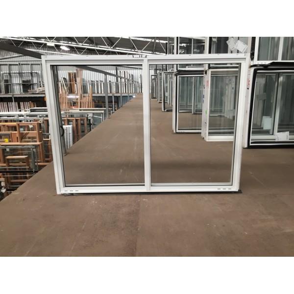 Aluminium Sliding Window 860mm H X 1210mm W White