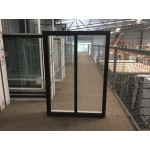 Aluminium Sliding Window 1200mm H x 850mm W  (Black)