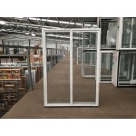 Aluminium Sliding Window 1200mm H x 850mm W  (White)
