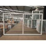 Aluminium Sliding Window 1200mm H x 2050mm W  (White)
