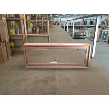 Timber Awning Window 450mm H x 1210mm W - Window Warehouse