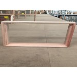 Timber Fixed Window 450mm H x 1810mm W