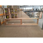 Timber Awning Window 450mm H x 2400mm W