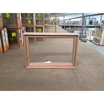 Timber Awning Window 597mm H x 765mm W