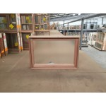 Timber Awning Window 597mm H x 765mm W (SOB)
