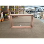 Timber Awning Window 597mm H x 915mm W