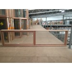 Timber Awning Window 597mm H x 2400mm W