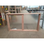 Timber Awning Window 897mm H x 1510mm W (SOB)