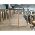 Timber Awning Window 1397mm H x 1510mm W