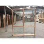 Timber Awning Window 2107mm H x 1810mm W