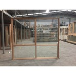 Timber Awning Window 2107mm H x 2400mm W