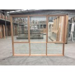 Timber Awning Window 2107mm H x 2705mm W